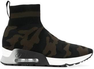 Ash (アッシュ) - Ash Lulu camouflage print sneakers