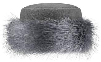 0ae199af0f4 at Amazon Canada · Futrzane Faux Fake Fur Hat with Fleece Russian Cossack  Winter Ladies Women (M