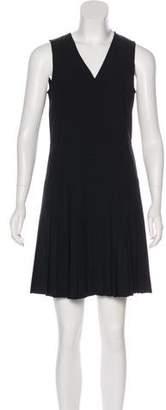 Theory Wool Mini Dress