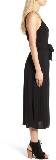 Women's Hinge Midi Wrap Dress 5