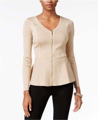 Thalia Sodi Peplum Sweater