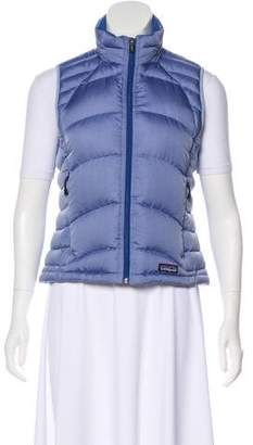 Patagonia Zip-Up Puffer Vest
