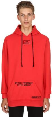 Top Secret Cotton Sweatshirt Hoodie