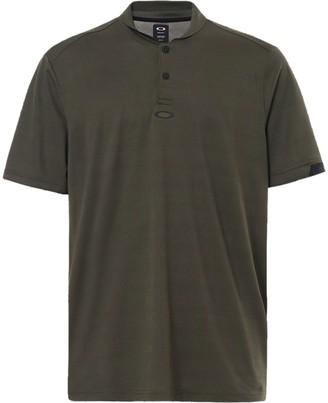Oakley Bomber Collar Short-Sleeve Polo - Men's