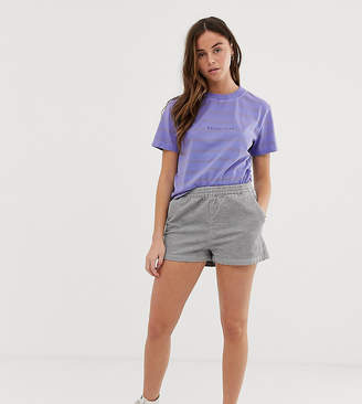 Quiksilver Cord shorts in grey