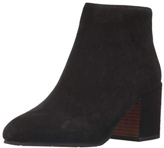 Gentle Souls by Kenneth Cole Women's Blaise Ankle Bootie with Side Zip