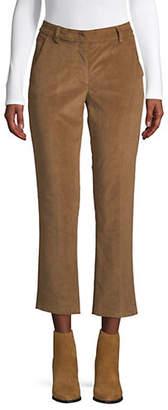 Max Mara Alda Velvet Long Pants