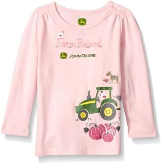 John Deere Girls' Farm Raised Tee