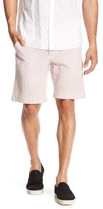 Vintage 1946 Striped Seersucker Short