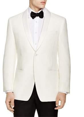 John Varvatos Collection Luxe Slim Fit Shawl Collar Dinner Jacket