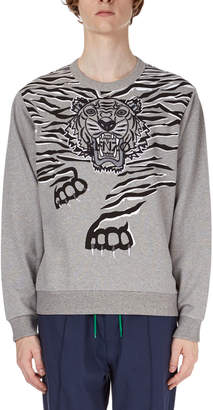 Kenzo Tiger Claw-Graphic Sweatshirt