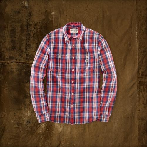Denim & Supply Ralph Lauren Monty Plaid Ward Shirt