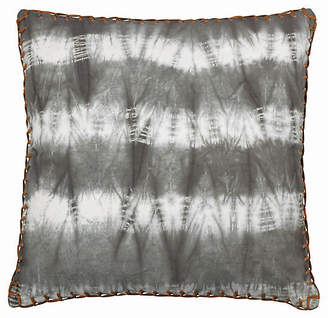 Jamie Young Tie-Dyed 20x20 Pillow - Gray