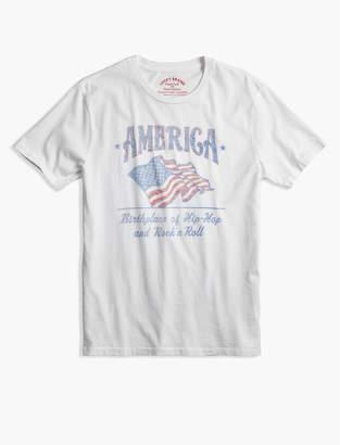 Lucky Brand AMERICA BIRTHPLACE