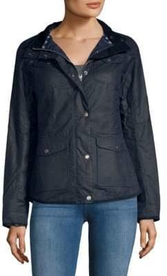 Barbour Faeroe Waxed Cotton Jacket