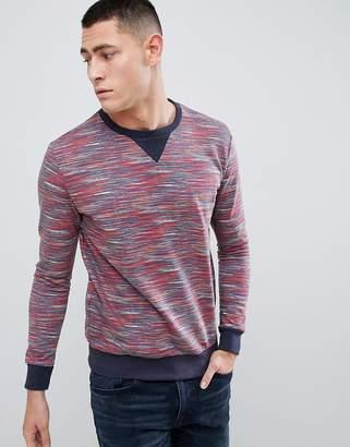 Brave Soul Multi Fine Stripe Sweater