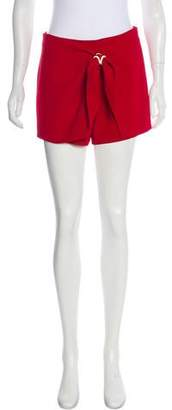 Ermanno Scervino High-Rise Wrap Shorts w/ Tags
