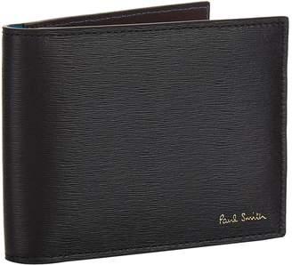 Paul Smith Money Clip Bifold Wallet