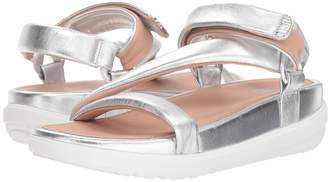 FitFlop Loosh Luxetm Z-Strap Leather Sandals Women's Sandals