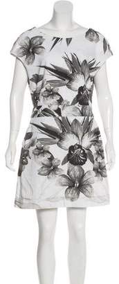 OSKLEN Printed Mini Dress