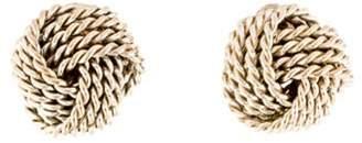Tiffany & Co. Twist Knot Earrings silver Twist Knot Earrings