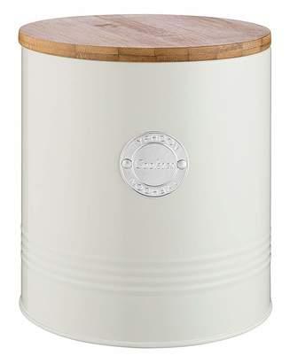 Typhoon Living Cream Biscuit Jar