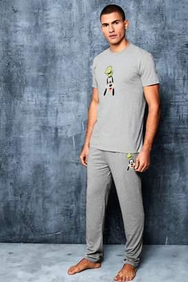 03eb6353 at boohoo · boohoo Disney Goofy Pyjama Set