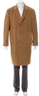 Paul Smith Wool & Alpaca-Blend Overcoat