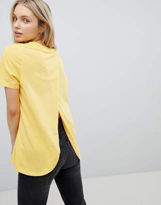Asos Design DESIGN T-Shirt With Wrap Back