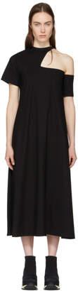 Toga Black Cut-Out Shoulder Dress