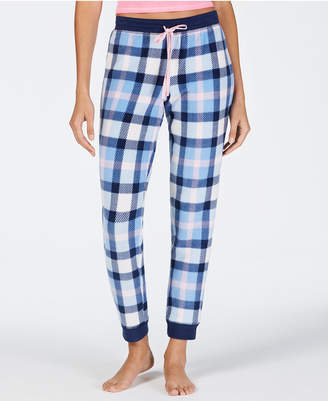 Jenni Stretch-Fleece Pajama Pants