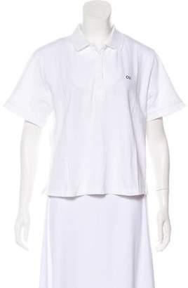Outdoor Voices Short Sleeve Polo Shirt
