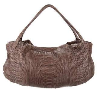 Devi Kroell Python Shoulder Bag