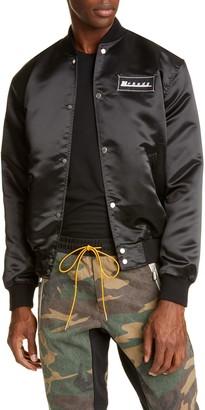 Rhude Varsity Bomber Jacket