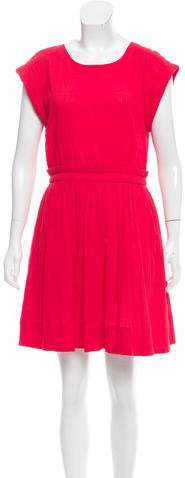Marc by Marc Jacobs Textured Mini Dress