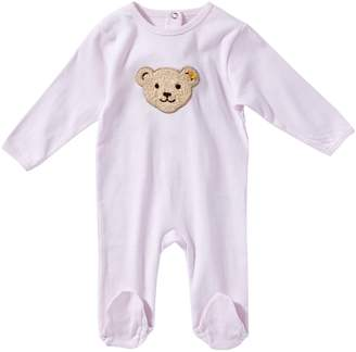 Steiff Baby Girls' 6641 Footies