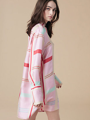 Oversized Shirt Dress $498 thestylecure.com