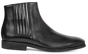 Bruno Magli Men's Rezzo Leather Chelsea Boots