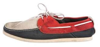NDC Leather Boat Shoes