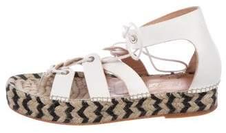 Loeffler Randall Platform Espadrille Sandals