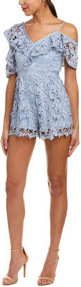 Ark & Co The Room by The Room By Lace Romper
