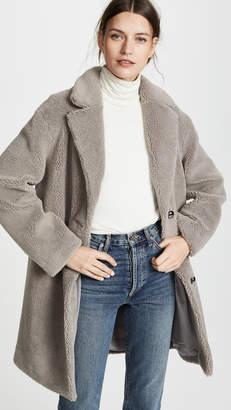 Natasha Zinko Wool Blend Miniskirt