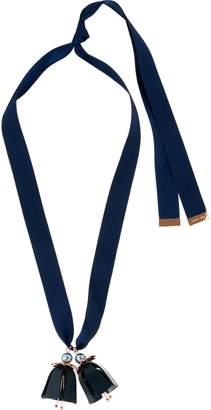 Ted Baker Daliana Dolly Flower Ribbon Necklace