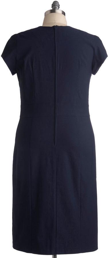 Oar Power To You Dress in Plus Size
