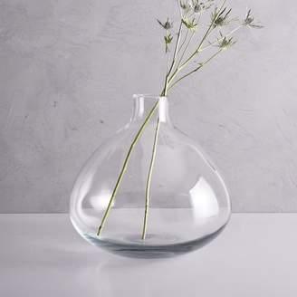 west elm Oversized Glass Vase