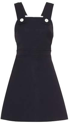 Miu Miu Sleeveless minidress