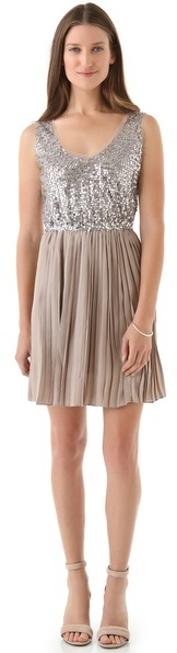 Bb dakota Olsen Sequined Dress