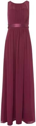 Dorothy Perkins Womens **Showcase Tall Purple 'Natalie' Maxi Dress