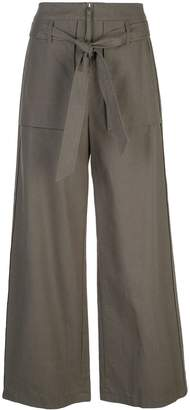 Opening Ceremony wide-leg cargo trousers