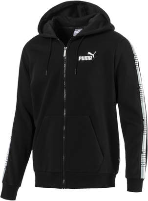 Men's Tape Full Zip Fleece Hoodie